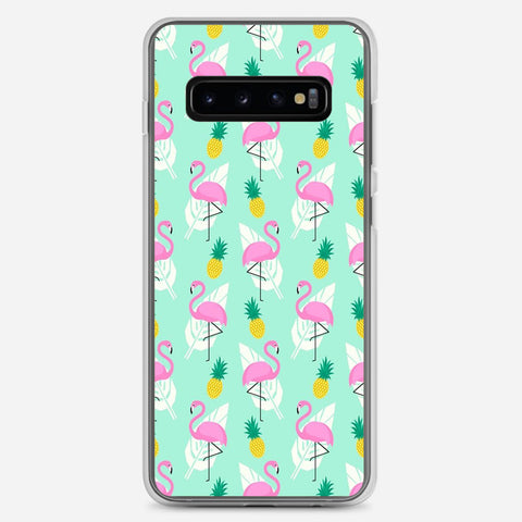 Flamingo Junk Samsung Galaxy S10 Plus Case