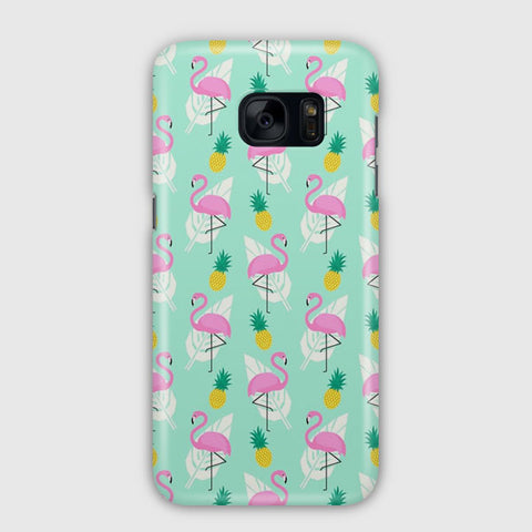 Flamingo Junk Samsung Galaxy S7 Case