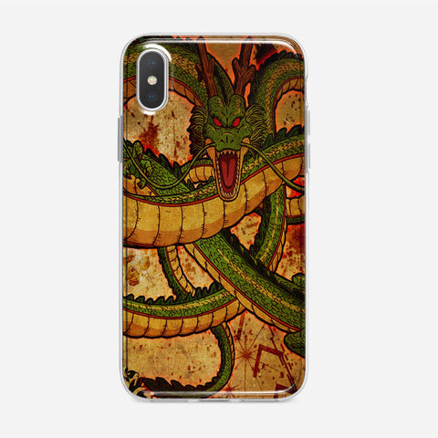Dragon Ball Shenron iPhone XS Max Case