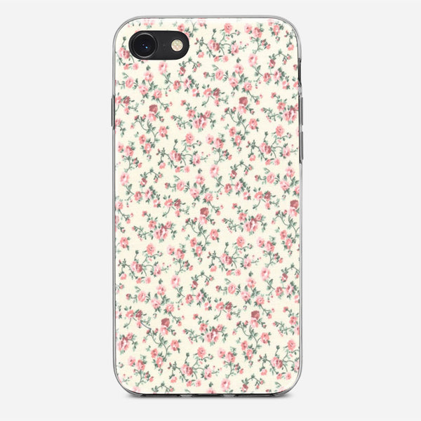 Floral Pattern iPhone X Case
