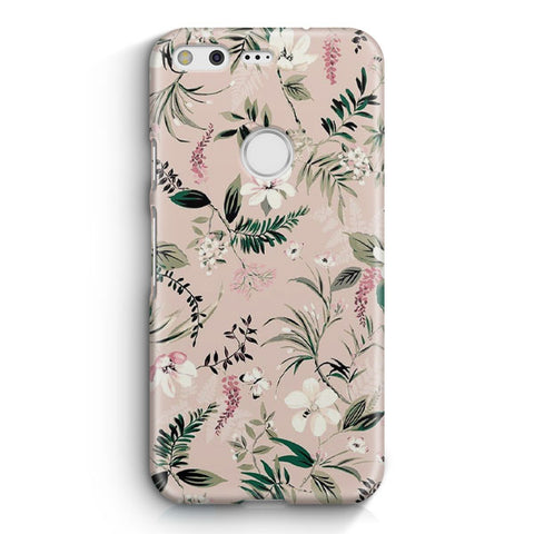 Flower Watercolor Google Pixel XL Case
