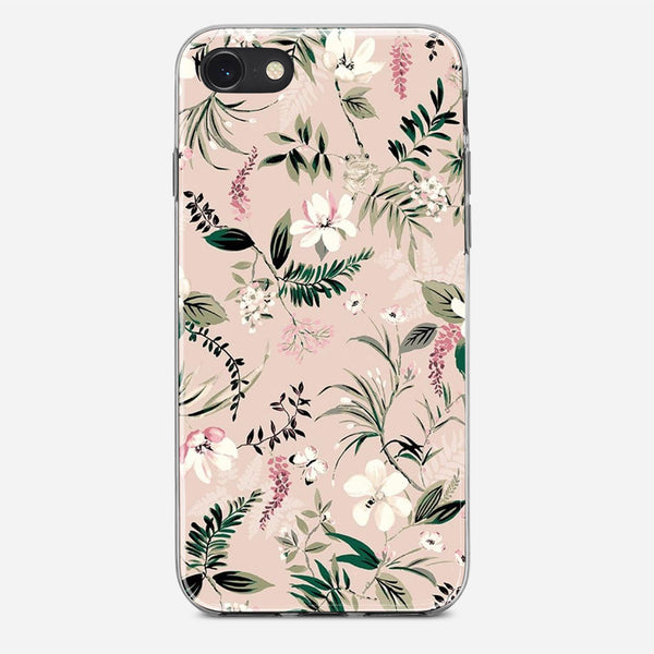 Flower Watercolor iPhone X Case
