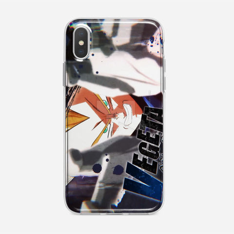 Dragon Ball Vegeta Ultra Instict iPhone XS Max Case