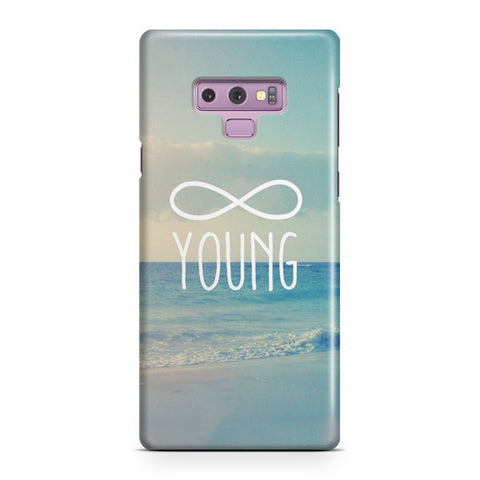 Forever Young Samsung Galaxy Note 9 Case