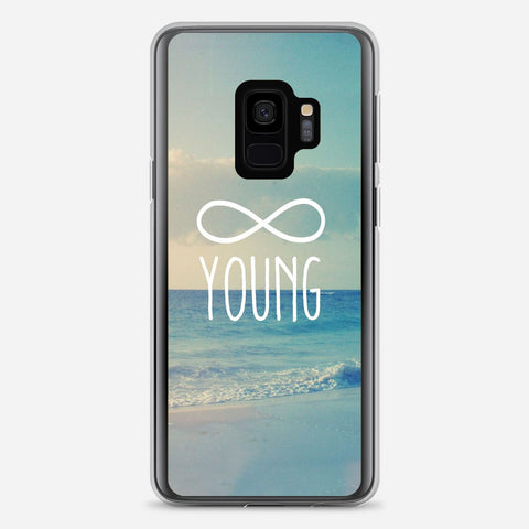 Forever Young Samsung Galaxy S9 Case