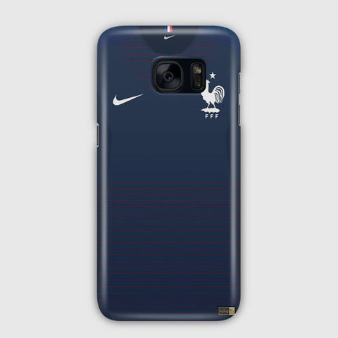 France Kit Home Samsung Galaxy S7 Edge Case