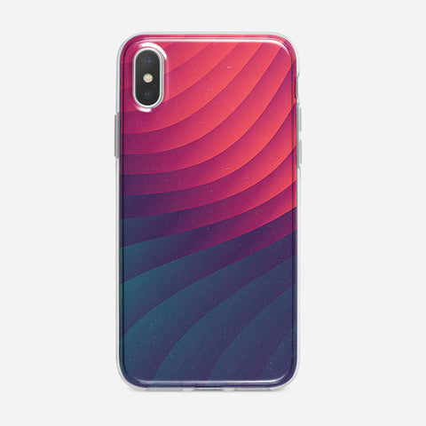 Draw Design Background iPhone XS Max Case