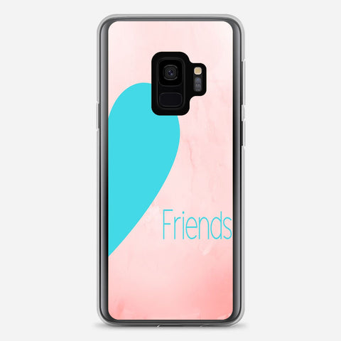 Friends Inverted Colour Samsung Galaxy S9 Case