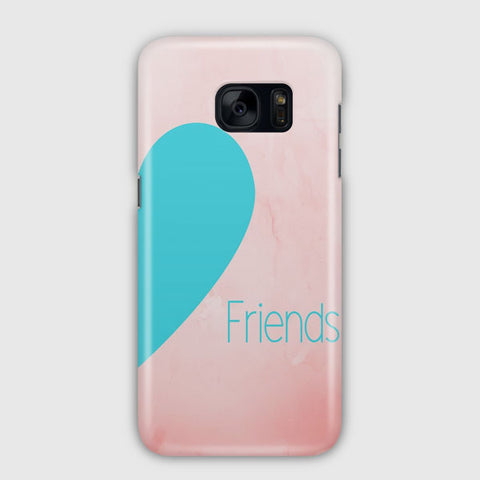 Friends Inverted Colour Samsung Galaxy S7 Edge Case