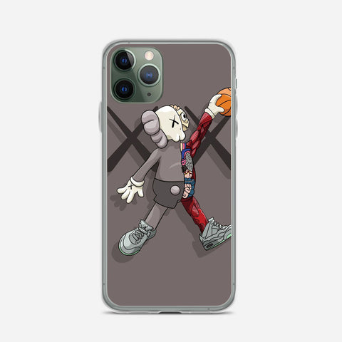 Dunk KAWS iPhone 11 Pro Case