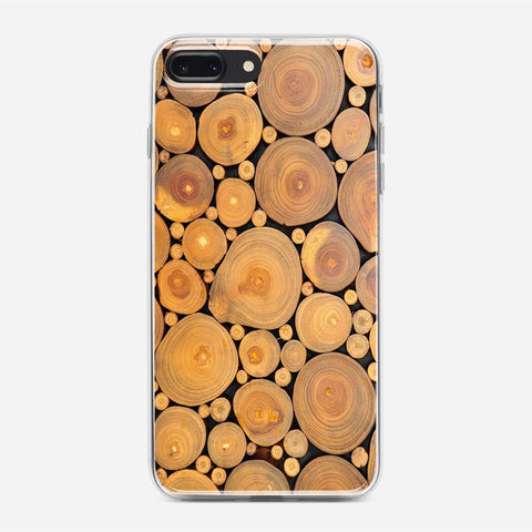 Edible Wood iPhone 7 Plus Case
