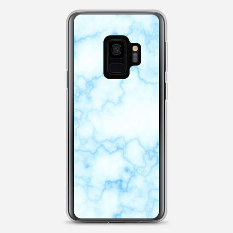 Geometric Teal Samsung Galaxy S9 Case