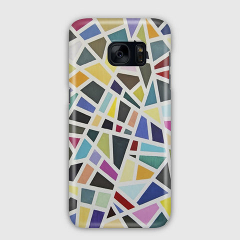 Gerhard Richter Colors Samsung Galaxy S7 Edge Case