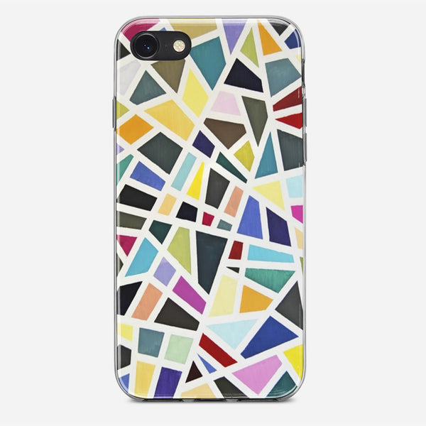 Gerhard Richter Colors iPhone X Case