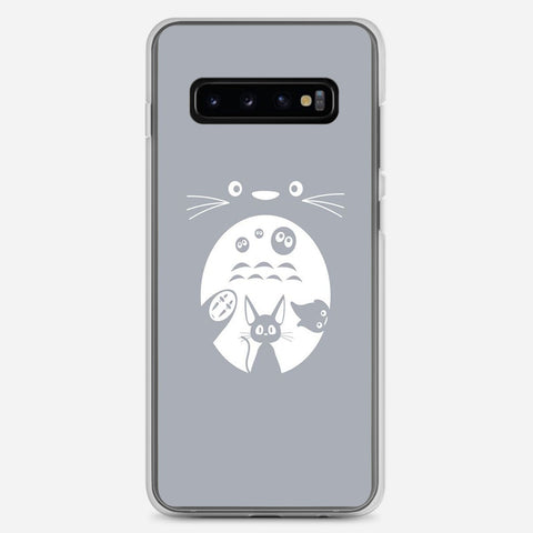 Ghibli Artwork Samsung Galaxy S10 Plus Case