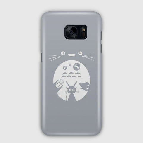 Ghibli Artwork Samsung Galaxy S7 Edge Case