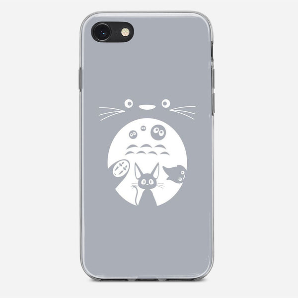 Ghibli Artwork iPhone X Case