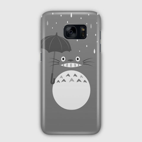 Ghibli Totoro Artwork Samsung Galaxy S7 Case
