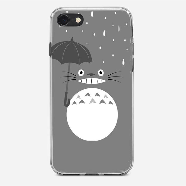Ghibli Totoro Artwork iPhone X Case
