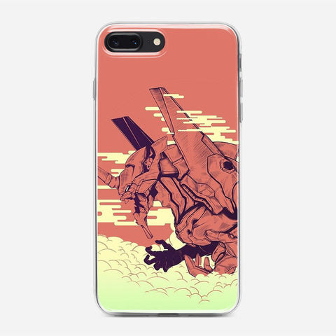 Evangelion Neon Genesis iPhone 7 Plus Case