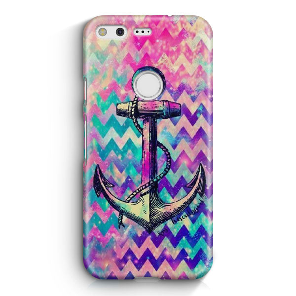 Anchor Abstract Design Google Pixel Case