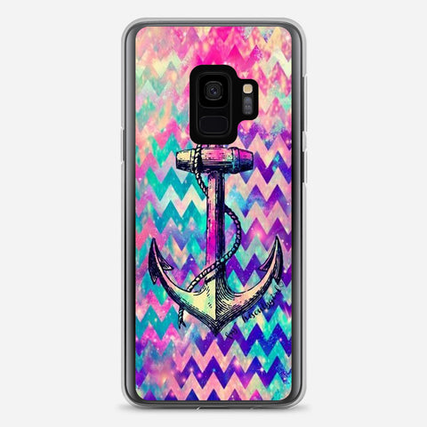 Anchor Abstract Design Samsung Galaxy S9 Case