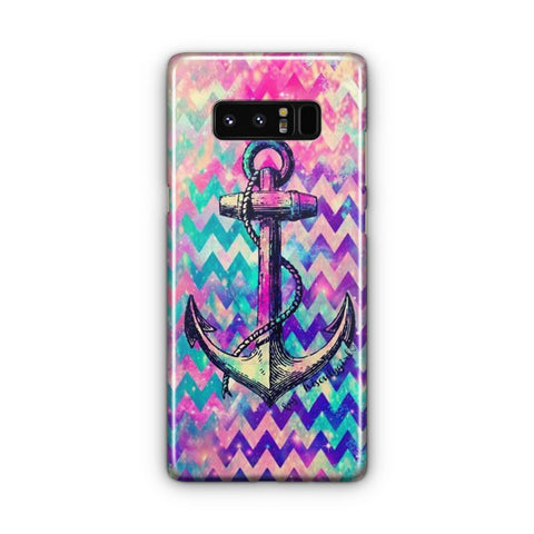 Anchor Abstract Design Samsung Galaxy Note 8 Case