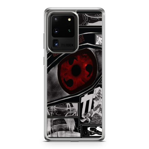 Anime Naruto Sharingan Samsung Galaxy S20 Ultra Case