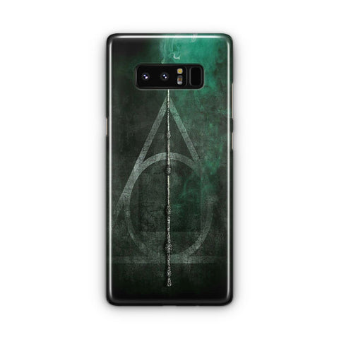 Gifts Of Death Samsung Galaxy Note 8 Case