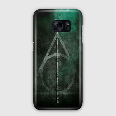 Gifts Of Death Samsung Galaxy S7 Edge Case