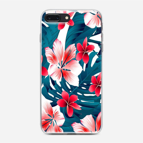 Exotic Flower iPhone 7 Plus Case