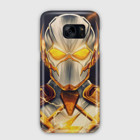 God Speed DC Illustration Samsung Galaxy S7 Edge Case