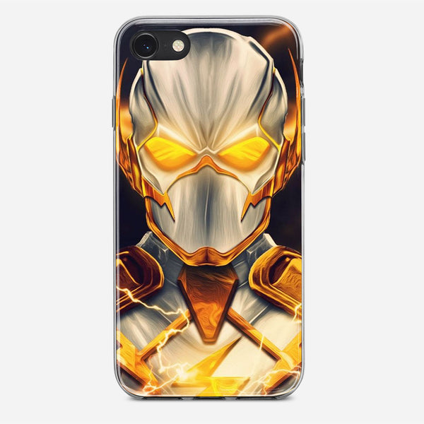God Speed DC Illustration iPhone X Case