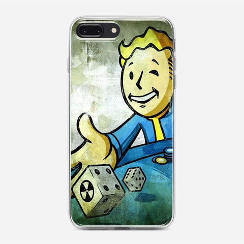 Fallout Gambling iPhone 7 Plus Case