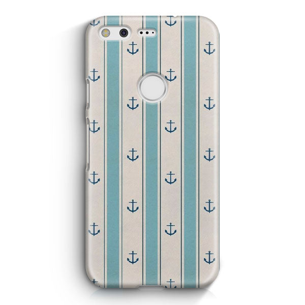 Anchor Pattern Google Pixel Case
