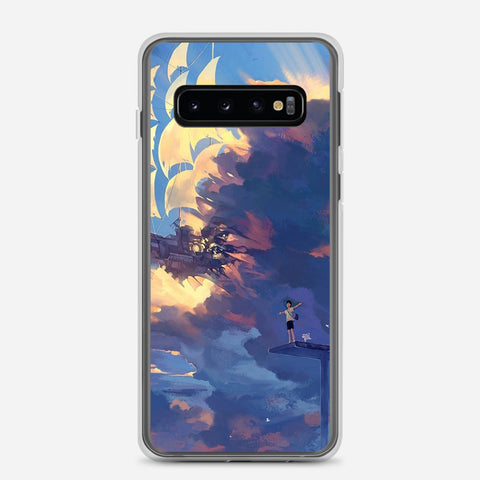 Anime Scenery Samsung Galaxy S10 Case