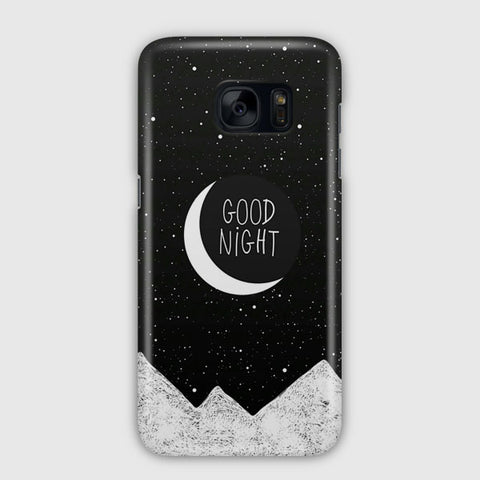Good Night Stars Samsung Galaxy S7 Case