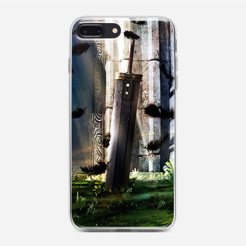 FF VII Cloud Buster Sword iPhone 7 Plus Case