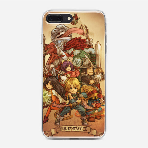 Final Fantasy IX Character iPhone 7 Plus Case
