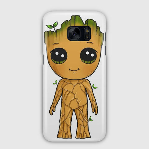 Groot Super Hero Samsung Galaxy S7 Edge Case
