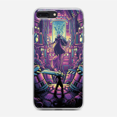 Final Fantasy VII Artwork iPhone 7 Plus Case