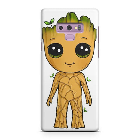 Groot Super Hero Samsung Galaxy Note 9 Case