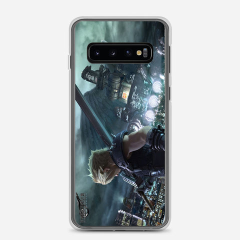 Final Fantasy VII Remake Samsung Galaxy S10 Case