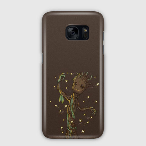 Grow Up Groot Samsung Galaxy S7 Case