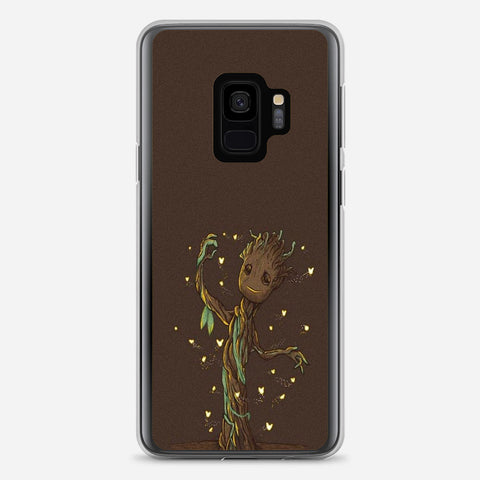 Grow Up Groot Samsung Galaxy S9 Case