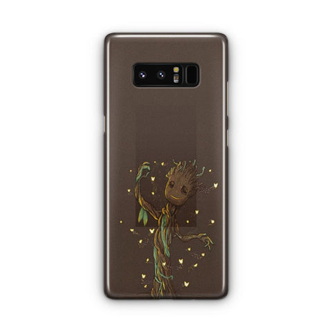 Grow Up Groot Samsung Galaxy Note 8 Case