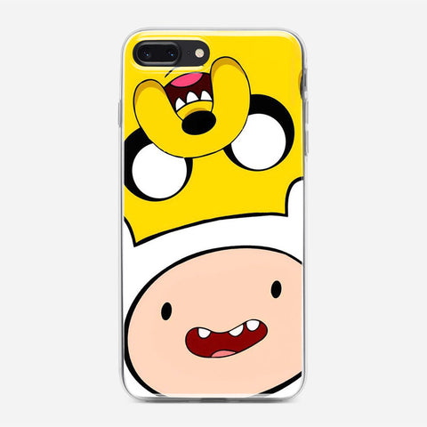 Finn and Jake Adevnture Time iPhone 7 Plus Case