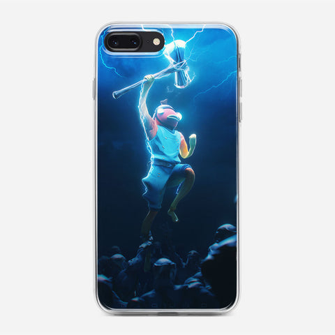 Fish Thor Fornite iPhone 7 Plus Case