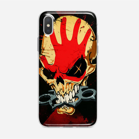 Five Finger Death Punch 5Fdp Metal Band iPhone XS Max Case