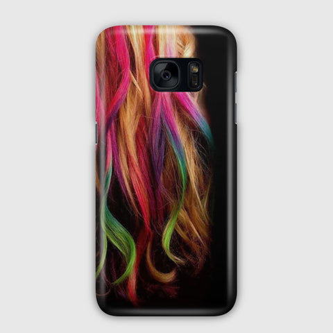 Hair Chalk Samsung Galaxy S7 Edge Case